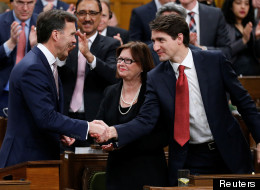 Trudeau Government Unveils Its 2nd Federal Budget