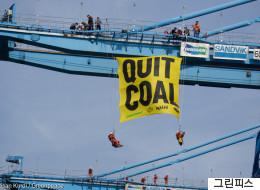 'OECD 5관왕' 석탄중독 한국