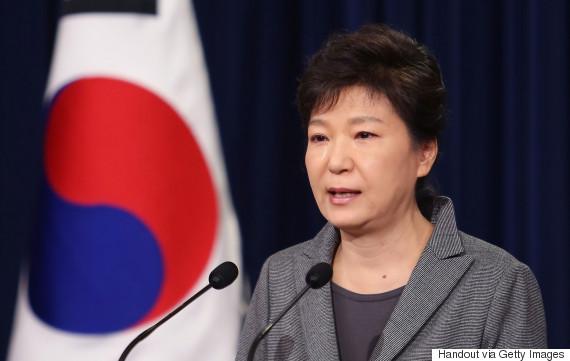 sewol park geun hye
