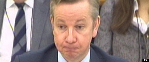 Gove Private Emails