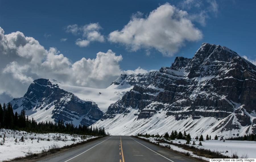 alberta icefields parkway