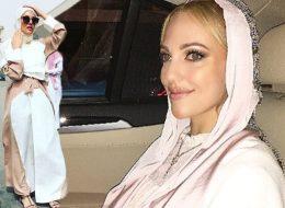 السلطانة هويام من قلب السعودية: حظاً موفقاً للمنتخب!!