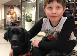 Der 8-jährige Luca ist Autist und steht kurz davor, seinen einzigen Freund zu verlieren - er braucht eure Hilfe