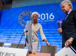 Δεν αποκλείει ο εκπρόσωπος του ΔΝΤ Τζέρι Ράις, το ενδεχόμενο να ζητηθούν διαβεβαιώσεις από την αντιπολίτευση