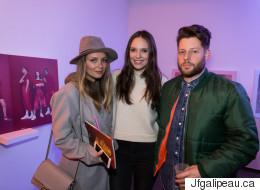 Styles de soirée: le lancement très stylé du nouveau magazine Little Burgundy