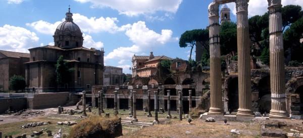 La Danimarca dona 1 milione e 500 mila euro a Roma per riportare alla luce il Foro di Cesare
