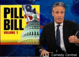 Jon Stewart Blunt Amendment