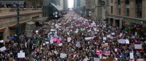 Womens March January
