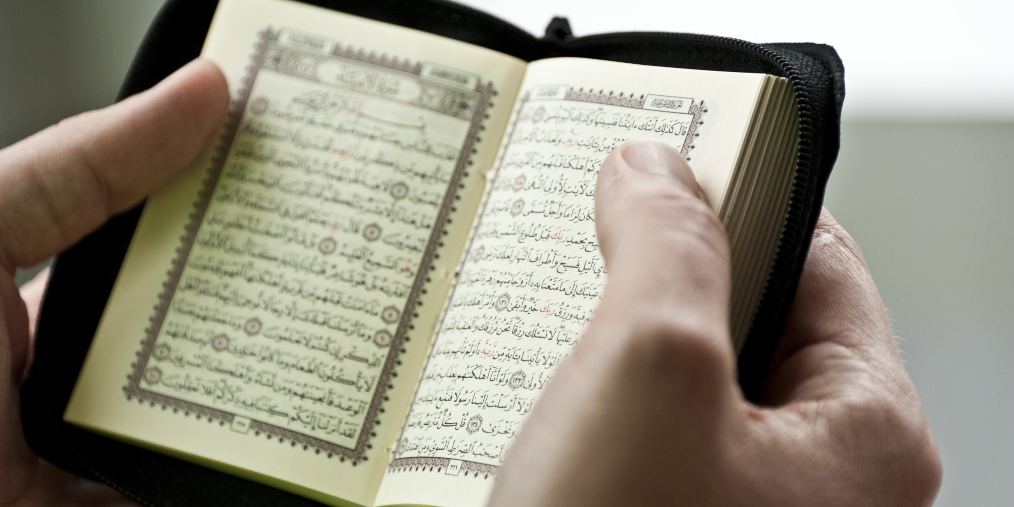 Anti-Islam Protesters Rip Qur'an At Ontario School…