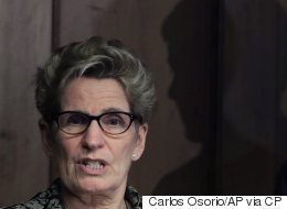 Wynne's Approval Rating Has Sunk To Just 12 Per Cent: Poll