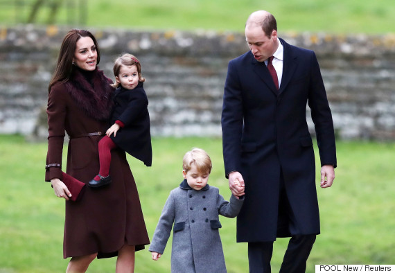 duchess kate family