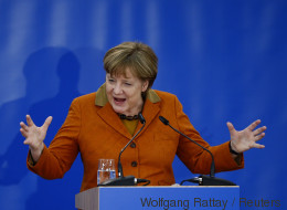 Angela Merkel erklärt, warum sie erstmal keinen Wahlkampf machen will