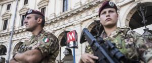 Militari Roma