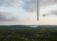 Umgedrehter Wolkenkratzer: Das höchste Haus der Welt könnte künftig vom Himmel hängen