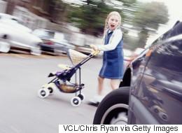 Προστατέψτε τα παιδιά σας από την κυκλοφοριακή «ζούγκλα»