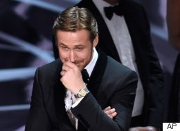 Ryan Gosling Explains Why He Laughed During THAT Oscars Mix-Up