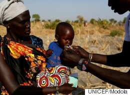 Famine Is Just The Latest Danger To Children In South Sudan