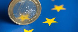 Europe Flag Money