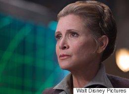 On en sait plus sur le rôle de Carrie Fisher dans «Les derniers Jedi»