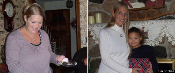 Weight Loss Success Kim Konkel