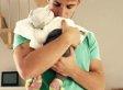 Pietro Lombardi geht mit seinem Sohn zum Friseur - das Resultat sorgt für Empörung