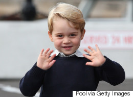Watch Out World, Prince George Is Headed To School!
