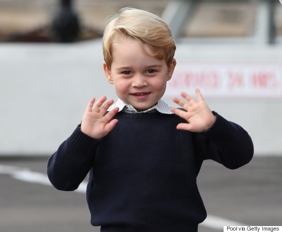 prince george royal