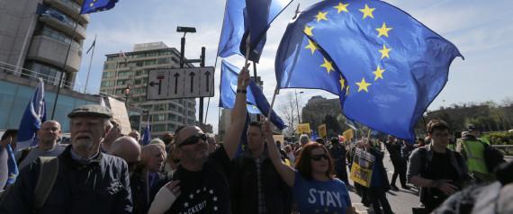 DEMONSTRATION EUROPE