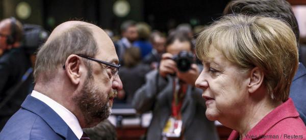 Umfrage: SPD zieht mit Union gleich - und die rot-rot-grüne Mehrheit wächst