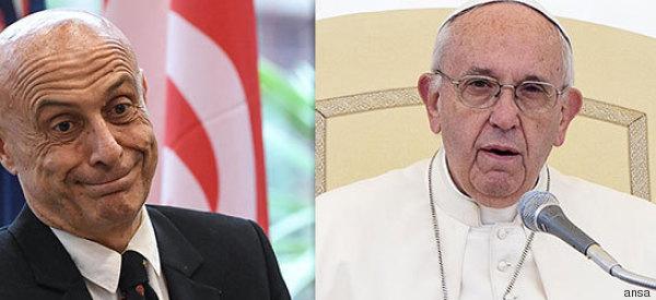 Il Papa e Minniti, i due vincitori del 25 marzo