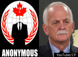 Anonymous Vic Toews Vikileaks
