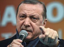 Erdogan richtet sich in Rede an die Deutschen:
