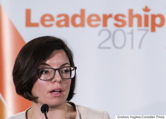niki ashton ndp leadership