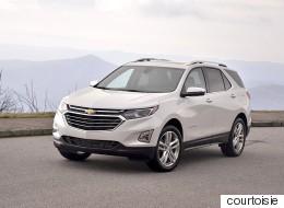Chevrolet Equinox 2018 : le dur combat d'une quatrième étoile