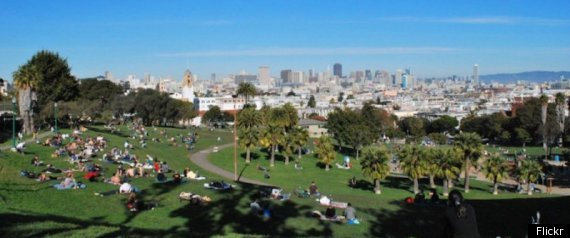 Dolores Park Redesign