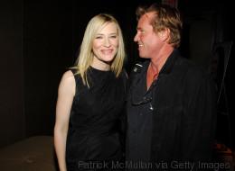 Το «παραλήρημα αγάπης» του Val Kilmer για την Cate Blanchett που ενόχλησε το Twitter