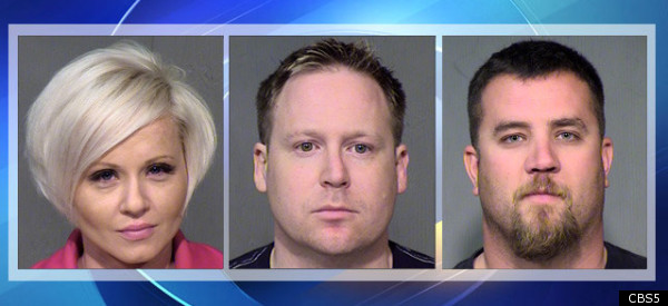 Arizona Swingers Trio Busted on Charges of Scouring Craigslist for a Dog to Fuck (Yeah, they wanted to fuck a dog)