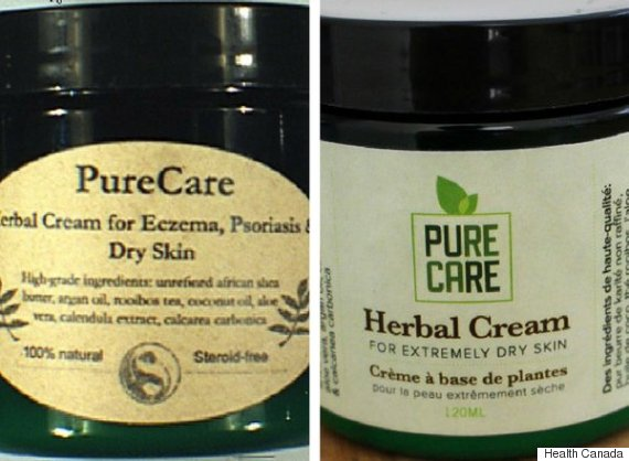 purecare herbal cream