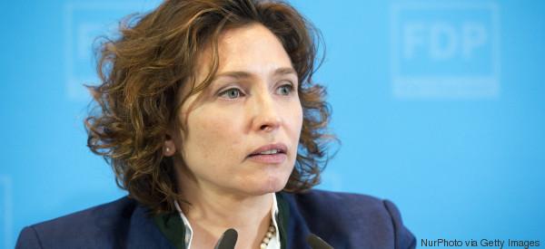 FDP-Generalsekretärin Nicola Beer: