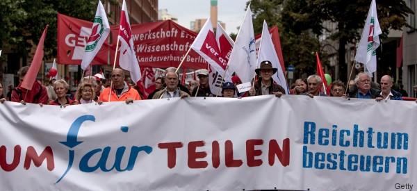 Die meisten Deutschen glauben, dass die Einkommen ungleich verteilt sind - doch das ist ein Irrtum