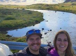 Ce couple de Québécois lâche tout pour faire le tour du monde