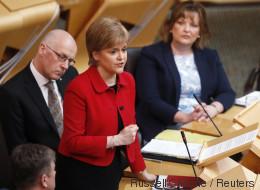 Schottisches Parlament stimmt erneut für Unabhängigkeitsreferendum