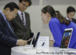Après les téléphones et les laveuses, un magasin Samsung prend feu