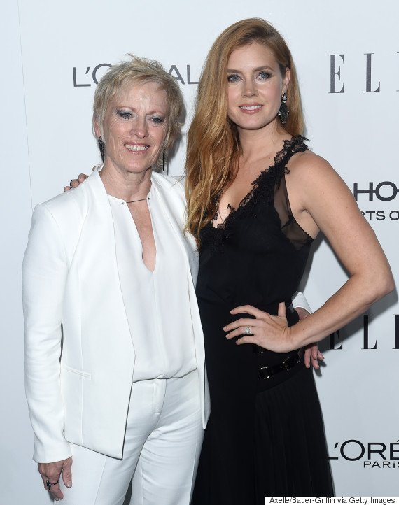 amy adams mom