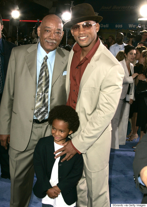 will smith sr