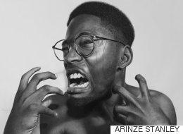 나이지리아 화가의 사진 같은 그림