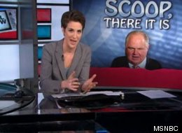 Rachel Maddow Rush Limbaugh