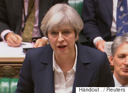 영국 메이 총리가 EU 탈퇴 협상을 공식적으로 개시했다