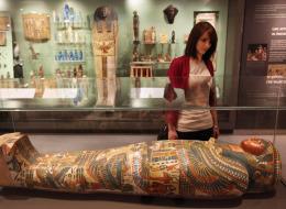مومياء فتاة فرعونية تؤكد أن نساء مصر القديمة استخدمن مبيِّضات للبشرة
