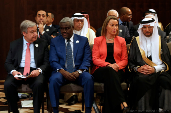 antonio guterres arab league